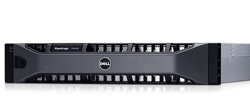 Baie de stockage Dell commercialisé par Pexys